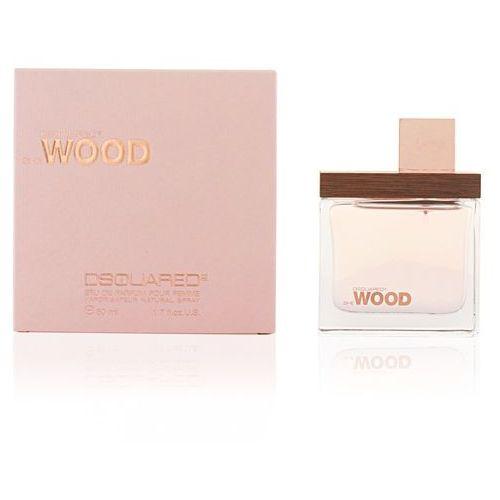 Dsquared² She Wood Woman 50ml EdP
