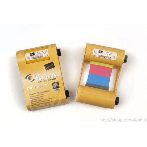 Taśma Zebra ZXP3, kolor 800033-348 YMCKOK, 800033-348