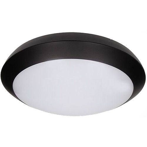 Plafon ORNO PL-6045BLPMM4 Pasat LED z czujnikiem ruchu Czarny