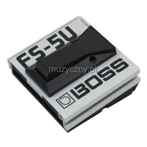 BOSS FS-5U pedał przełącznikowy momentowy