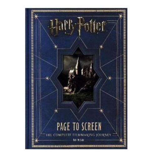 Harry Potter - Page to Screen McCabe, Bob, McCabe, Bob