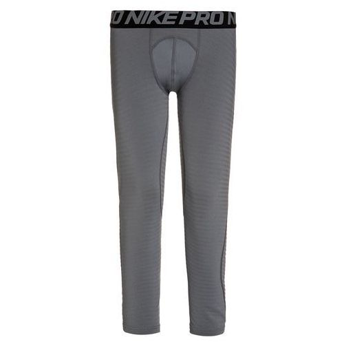 Nike Performance PRO WARM Legginsy cool grey/black/white z kategorii legginsy dla dzieci