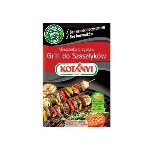 Kotanyi Mieszanka przypraw grill do szaszłyków 22 g kotányi (5901032034443)
