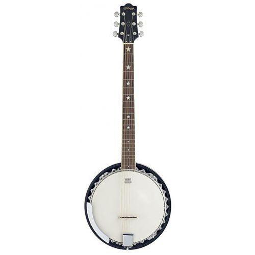 Stagg bjm 30 g banjo sześciostrunowe