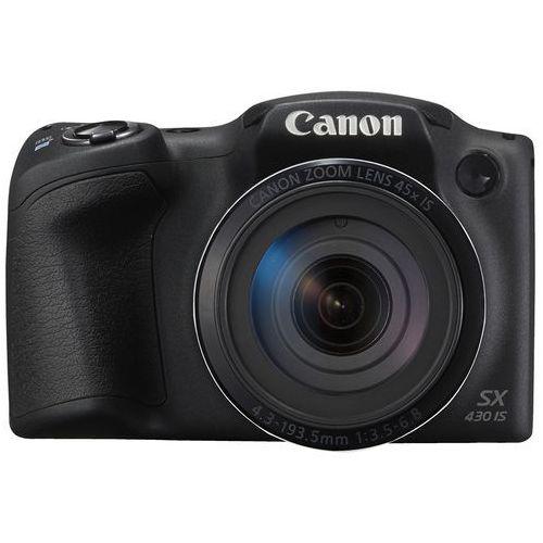 Canon PowerShot SX430, aparat fotograficzny