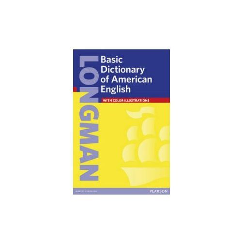 Longman Basic Dictionary of American English, Pearson