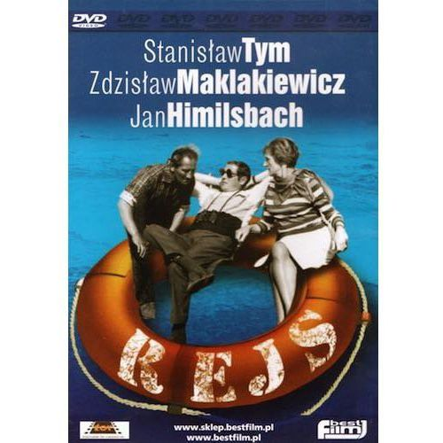 Rejs (dvd) - marek piwowski, janusz głowacki darmowa dostawa kiosk ruchu marki Best film
