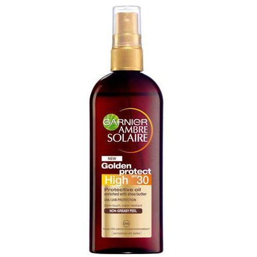 Garnier Wysoka olej lotion SPF 30 (Złote Protect) 150 ml Ambre Solaire (3600540940926)