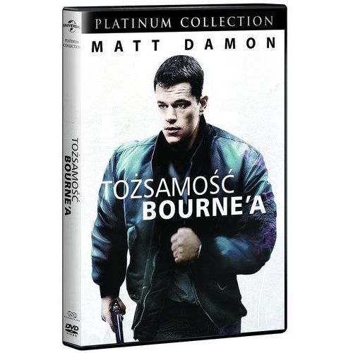 Tożsamość Bourne'a Platinum Collection (Płyta DVD)