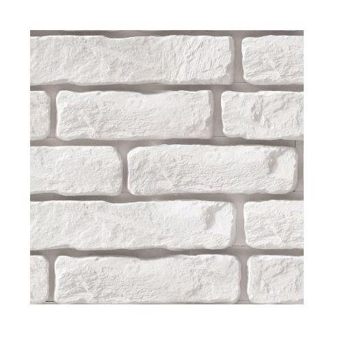 kamień dekoracyjny płytka harvard white 27x6,8cm; 20x6,8cm; 13,5x6,8cm opk.0,44m2 marki Max-stone