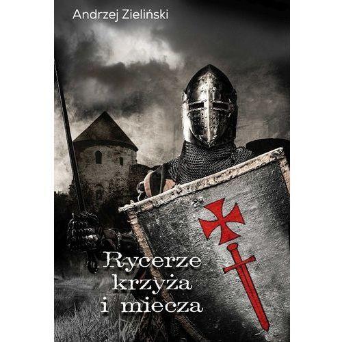 Rycerze krzyża i miecza, oprawa broszurowa