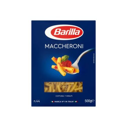 Barilla Makaron krótkie rurki maccheroni (8076808050440)