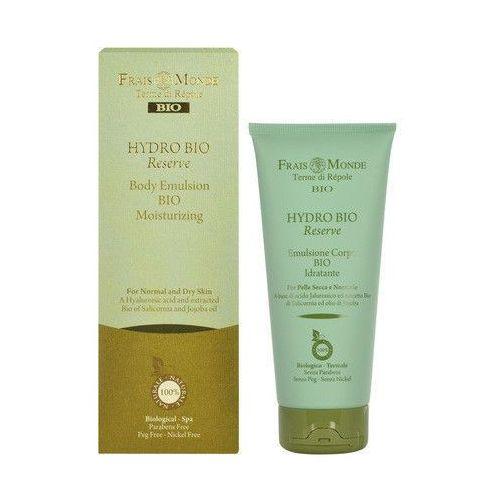 Hydro Bio Reserve Body Emulsion Moisturizing 200ml W Balsam do skóry normalnej i suchej, Frais Monde z Perfumeria Elnino