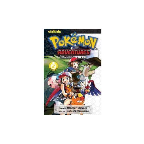 Pokemon Adventures: Black and White, Vol. 2, Kusaka, Hidenori