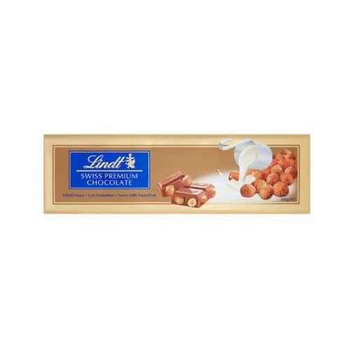 300g milk hazelnut gold czekolada marki Lindt