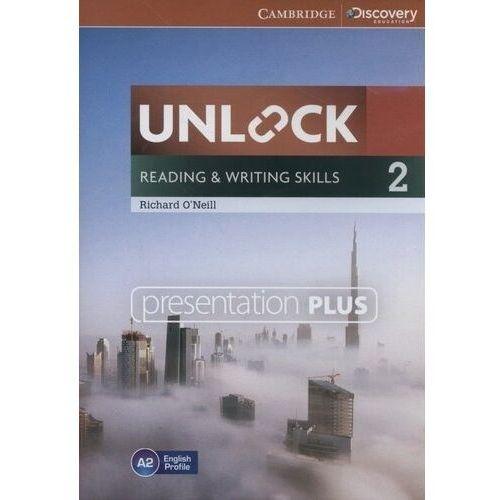 Unlock 2 Reading and Writing Skills Presentation plus DVD (Płyta DVD) (9781107656055)
