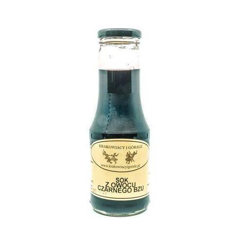 Sok z owocu czarnego bzu - 300 ml, 150