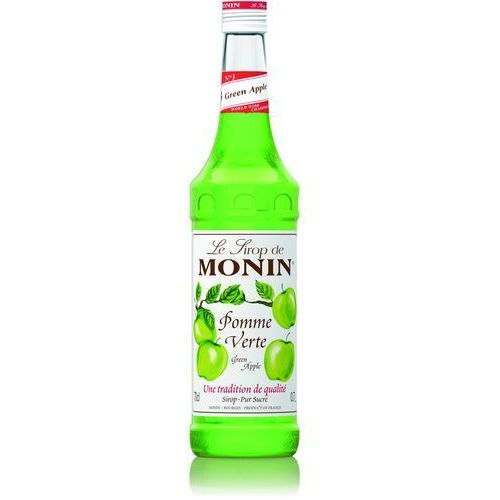 Syrop smakowy apple jabłko 0,7 marki Monin