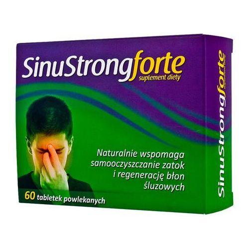 SinuStrong Forte, 60 tabl. powlekanych z kategorii Pozostałe zdrowie