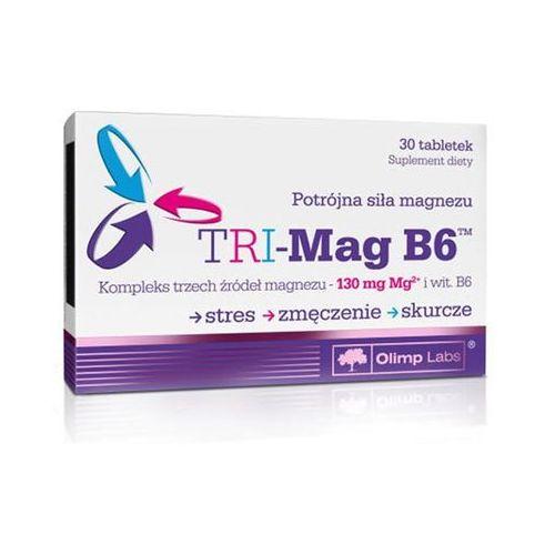 OLIMP TRI-MAG B6 30 Tabletek (5901330033582)