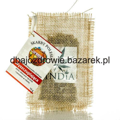 Herbata ziołowa wyszczuplająca, , 50g marki India cosmetics