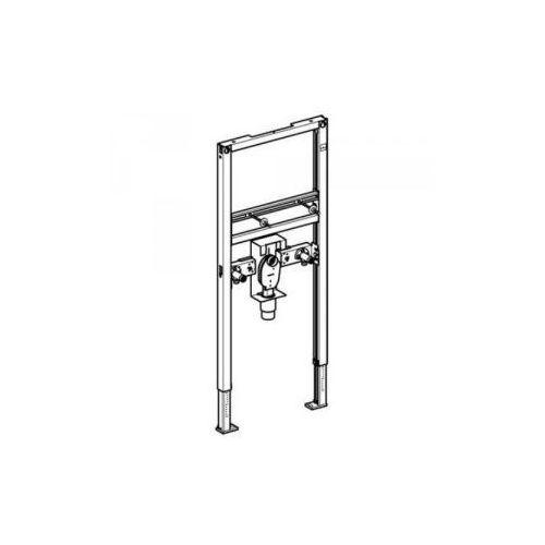 Geberit Duofix - element montażowy do umywalki szpitalnej dla baterii stojącej, H112 111.480.00.1 - produkt z kategorii- Stelaże i zestawy podtynkowe