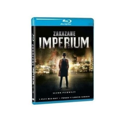 ZAKAZANE IMPERIUM, SEZON 1 (5 BD) GALAPAGOS Films 7321999314767 (7321999314767)