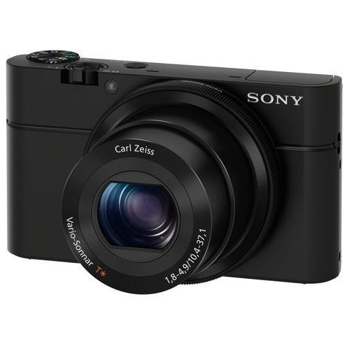 Sony Cyber-Shot DSC-RX100 [zoom optyczny 3x]