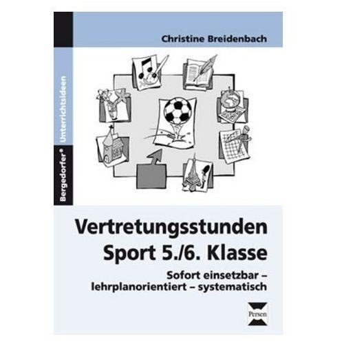 Vertretungsstunden Sport 5./6. Klasse Breidenbach, Christine