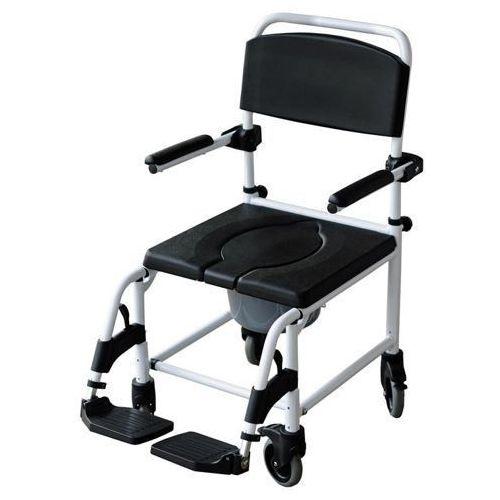 Wózek prysznicowo - toaletowy. z kategorii Wózki inwalidzkie