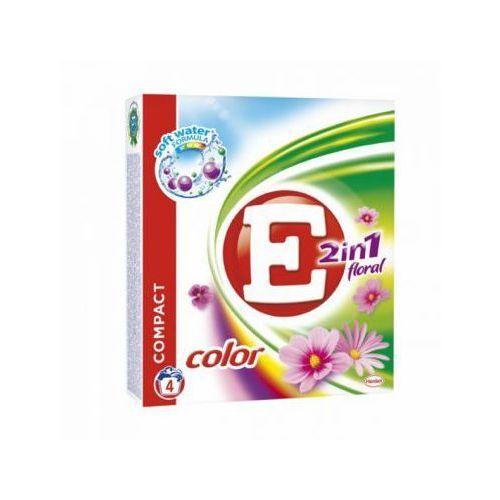 Proszek do prania E Color 2in1 Color Floral 300 g, towar z kategorii: Proszki do prania
