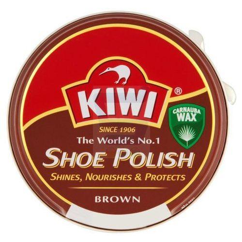 Pasta do obuwia kiwi brązowa 50 ml marki S.c.johnson