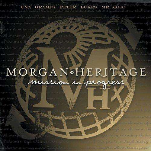 Mission in progress - morgan heritage (płyta winylowa) marki Vp