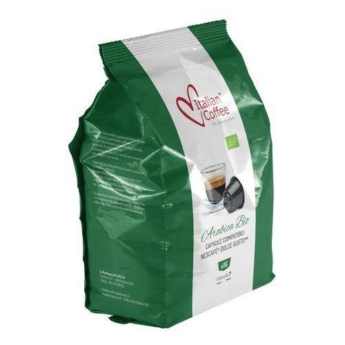 Arabica Bio Italian Coffee kapsułki do Dolce Gusto w torebce – 16 kapsułek