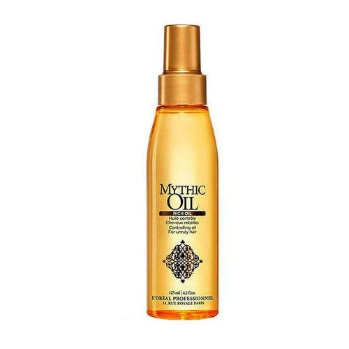 L´Oreal Paris Mythic Oil Rich Controlling Oil 125ml W Olejek do włosów - sprawdź w E-Glamour.pl