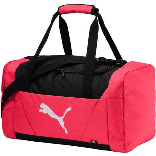 27ab7593cc73f ... torba sportowa fundamentals sports bag s paradise pink marki Puma 89