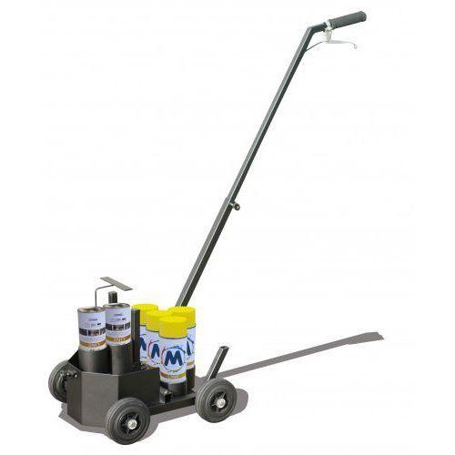Wózek do malowania linii i pasów m-markers marki Procity