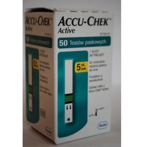 Accu-Chek Active test paskowy x 50