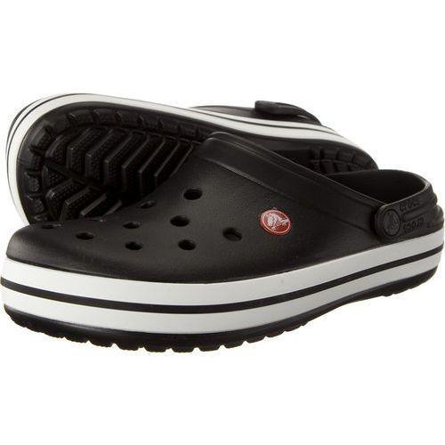 Crocs Chodaki crocband black