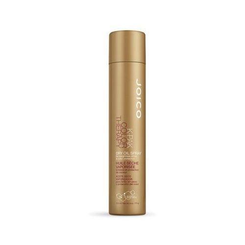 k-pak color therapy blow dry oil - olejek w sprayu do włosów farbowanych 212ml marki Joico