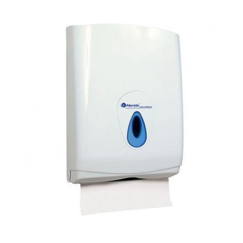 Dozownik na pojedyńcze ręczniki papierowe MAXI MERIDA TOP, 500 Szt., 5908248104755