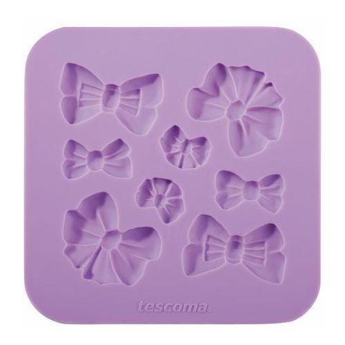 Forma do ozdób z lukru plastycznego kokardki Delicia Deco Tescoma ODBIERZ RABAT 5% NA PIERWSZE ZAKUPY