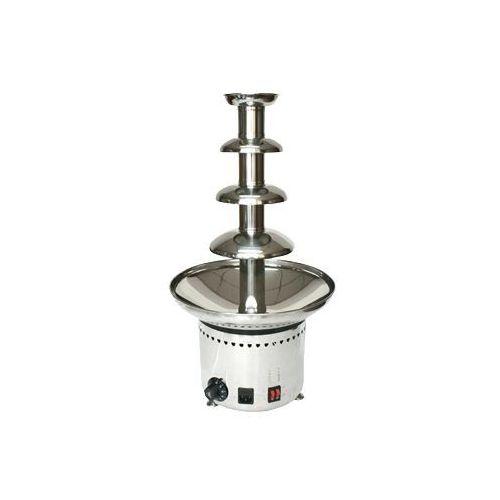 Profesjonalna fontanna czekoladowa 60 cm | max 4 kg | 230w | 220-240v | 330x(h)600mm marki Optimal