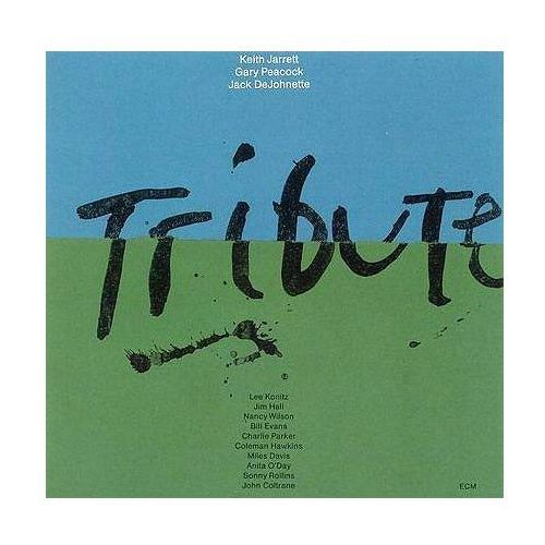 Universal music / ecm Tribute - keith jarrett, gary peacock, jack dejohnette (płyta cd)