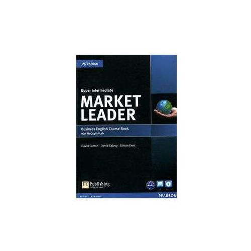 Market Leader 3Ed Uppr-Intermed SB +DVD +MyEng - Cotton David, Falvey David, Kent Simon