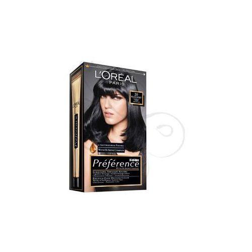 Feria Preference farba do włosów 20 Black Spirit Głęboka czerń - sprawdź w Pachnidełko