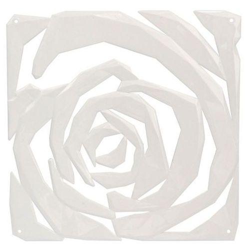 Koziol Panel dekoracyjny romance - 1 sztuka w komplecie - kolor biały,