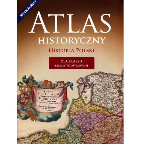 Atlas Historyczny SP 4 Wczoraj i dziś NE (34 str.)