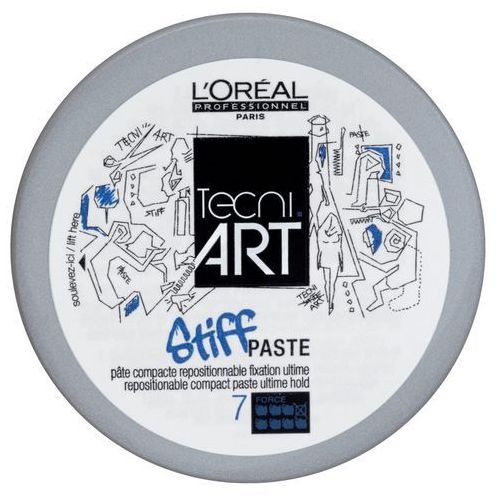 L'oreal paris L'oreal professionnel tecni art stiff paste repositionable compact paste ultime hold - pasta do ekstremalnego utrwalenia force 7 75ml
