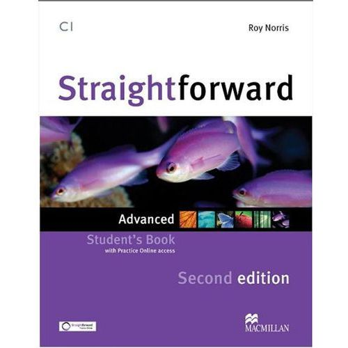 Straightforward Advanced, Second Edition, Student's Book (podręcznik) with Webcode (9780230424494)